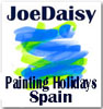 Painting holidays Marbella, Painting Holidays Spain